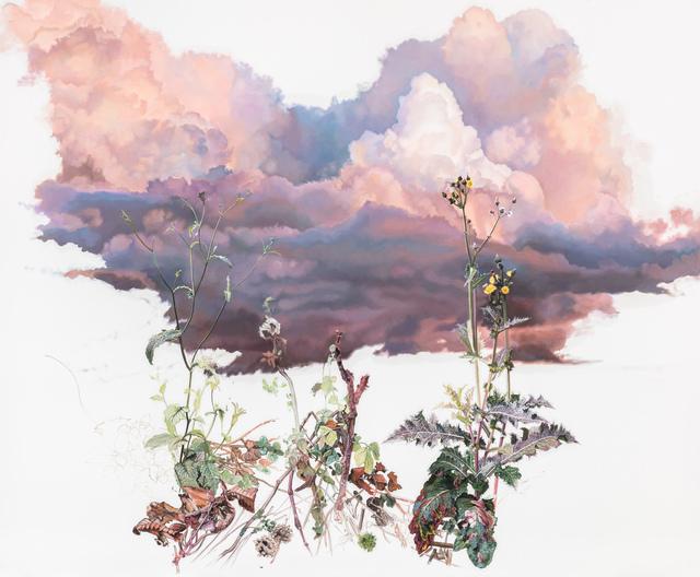 , 'Desert Wild become a Garden Mild,' 2018, Stevenson