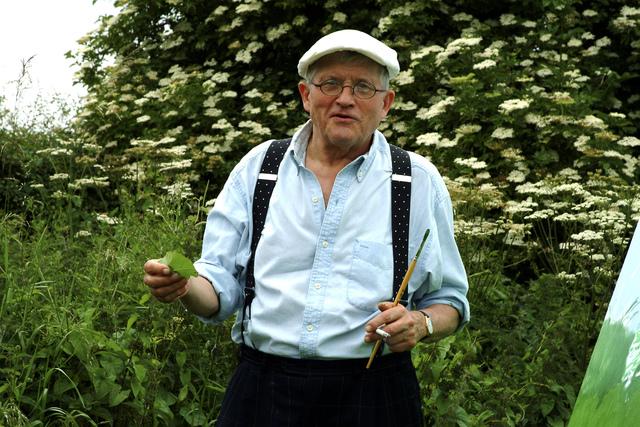 David Hockney, 'David Hockney', 2005, Pace Gallery
