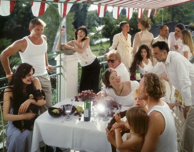 Neil Folberg, 'Luncheon of the Boating Party after Renoir', 2003, Nikola Rukaj Gallery