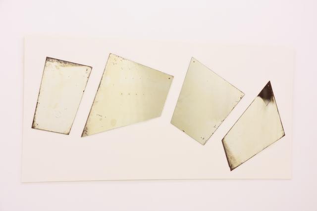 , 'Incomplete Mirror #3,' 1991-1996, Yavuz Gallery