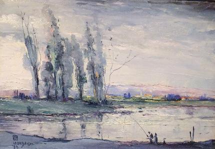 , 'Le Vesle,' 1938, Lawrence Fine Art