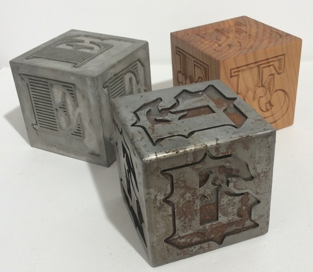 , 'Cubes,' 2014, Lawrence Alkin Gallery