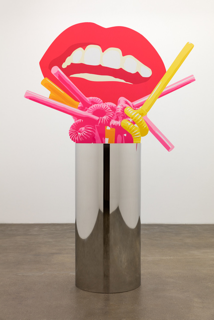 , 'Crazy Straw,' 2015, Gladstone Gallery
