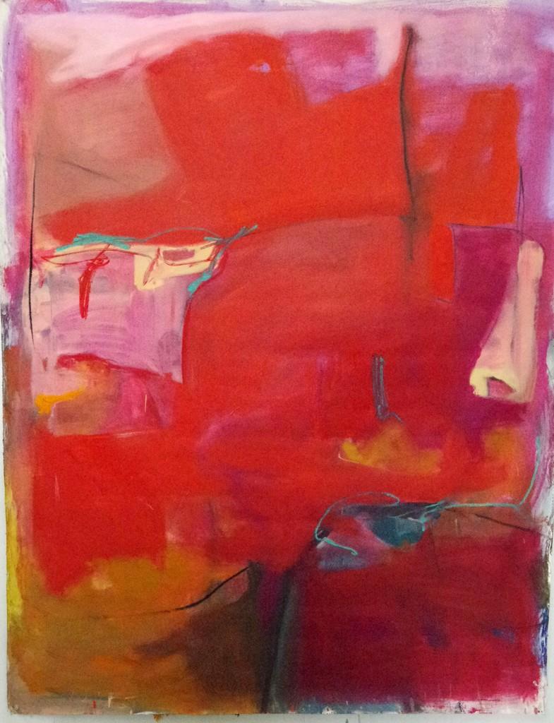 Claudia Mengel, 'Heartbeat,' 2014, The Lionheart Gallery