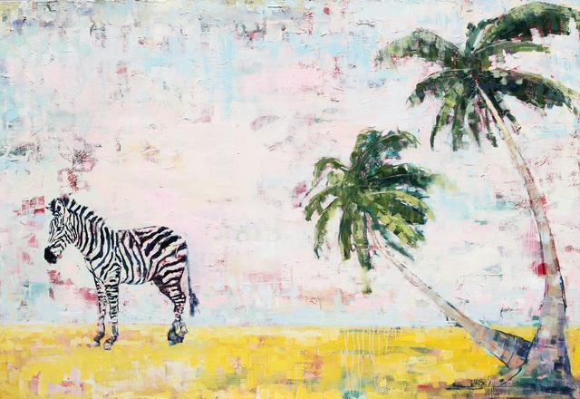 , 'Zebra's Fantasy,' , Sirona Fine Art
