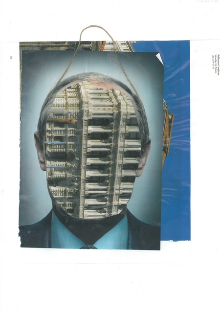 , 'MASK,' 2012, Nicola von Senger
