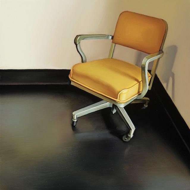 Ada Sadler, 'Elizabeth's Chair #5', 2017, Dolby Chadwick Gallery