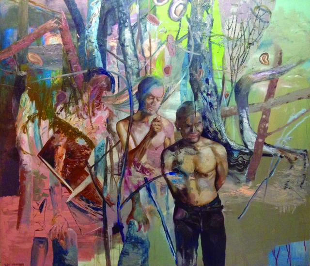 , 'Na Cocalan,' 2015, Yavuz Gallery