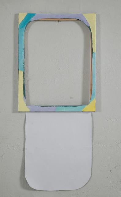 , 'A small cut out painting,' 2012, Temnikova & Kasela