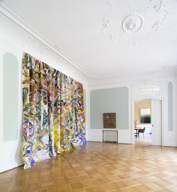 , 'Spacetime Fabric,' 2018, RPR ART