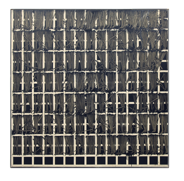 Emilio Scanavino, 'Tramatura', 1973-1980, Painting, Oil on canvas, Dep Art Gallery