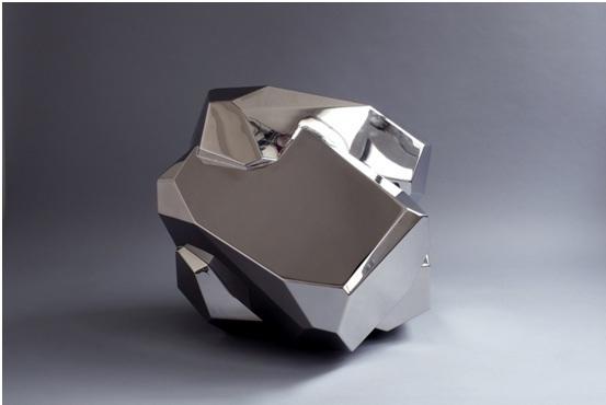 , 'RockTripleFusion 71,' 2012, Galerist