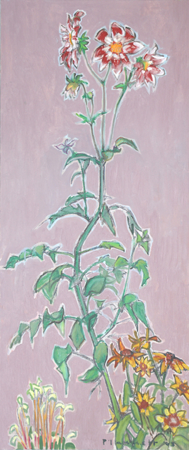 , 'A Tall Dahlia,' 2003, Winchester Galleries