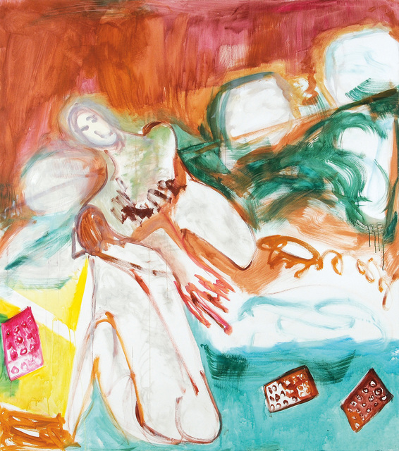 Tamuna Sirbiladze, 'Map 2 - Drug Picnic', 38930, Painting, Acrylic and oil on canvas, Phillips