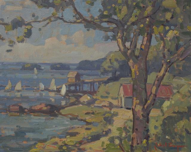 , 'Sailing Lessons,' , J. Cacciola Gallery