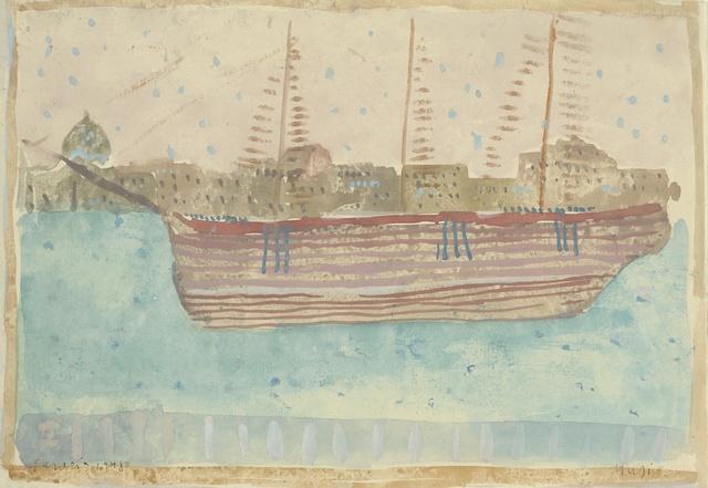 , 'La Nave, 1948,' 1948, Ditesheim & Maffei Fine Art