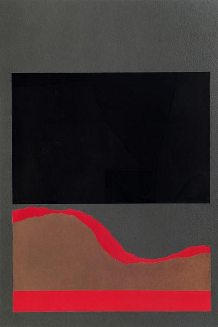 Louise Nevelson, 'Senza Titolo (Red)', 1973, Roseberys