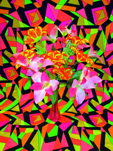 , 'Can You Dig It? A Chromatic Series of Floral Arrangements (Pucci),' 2014, Artists Studios