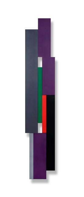 , 'En Vertical 02,' 2018, Galeria de São Mamede