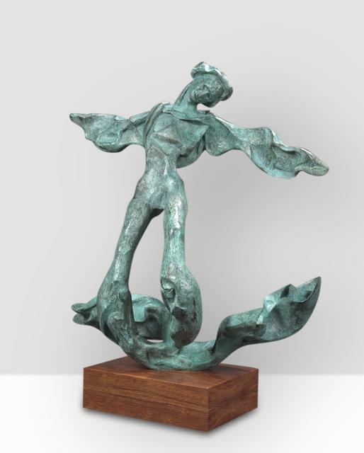 Salvador Dalí, 'Winged Triton: God of the Sea (prestige-scale)', 1973, Robin Rile Fine Art