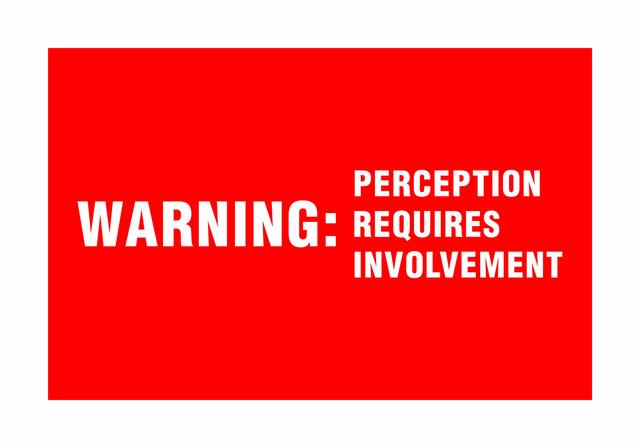 , 'Warning,' 2002, Galería Joan Prats