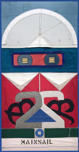 , 'Mainsail,' 2017, Michael Gibson Gallery