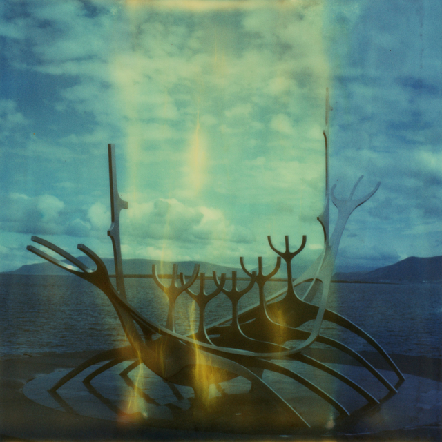 Julia Beyer, 'Sólfar', 2018, Photography, Digital C-Print, based on a Polaroid, not mounted, Instantdreams