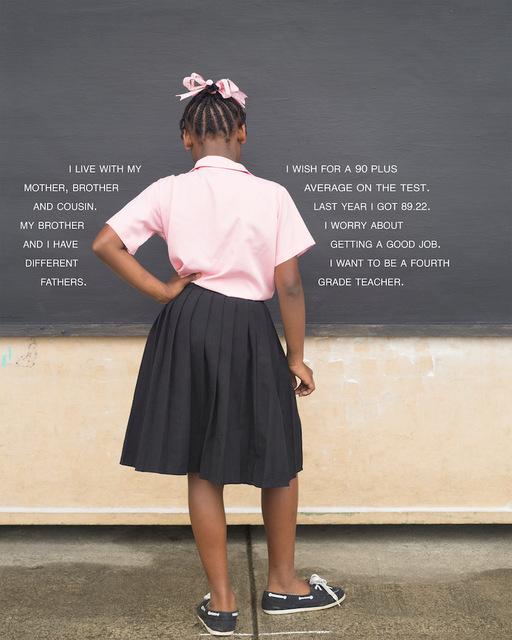 Judy Gelles, 'Fourth Grade Teacher, St. Lucia, Public School', Contemporary Works/Vintage Works