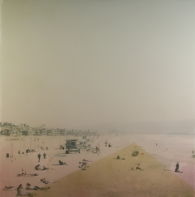 , 'Manhattan Beach,' 2017, Gold Gallery