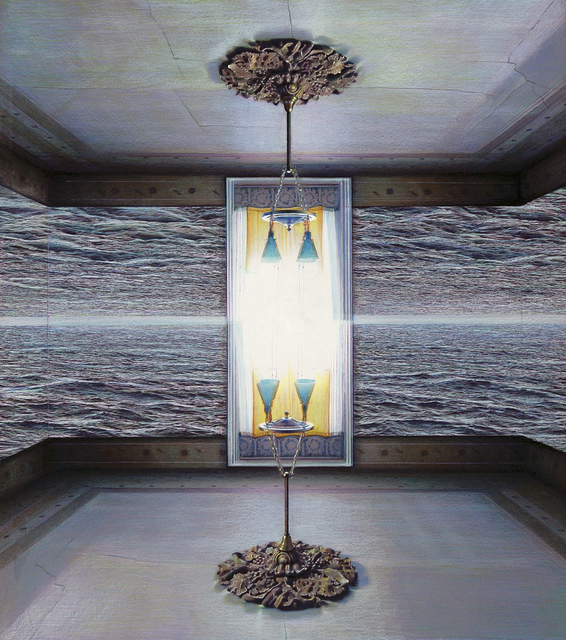 , 'Mirrored Room Five,' , Dowling Walsh