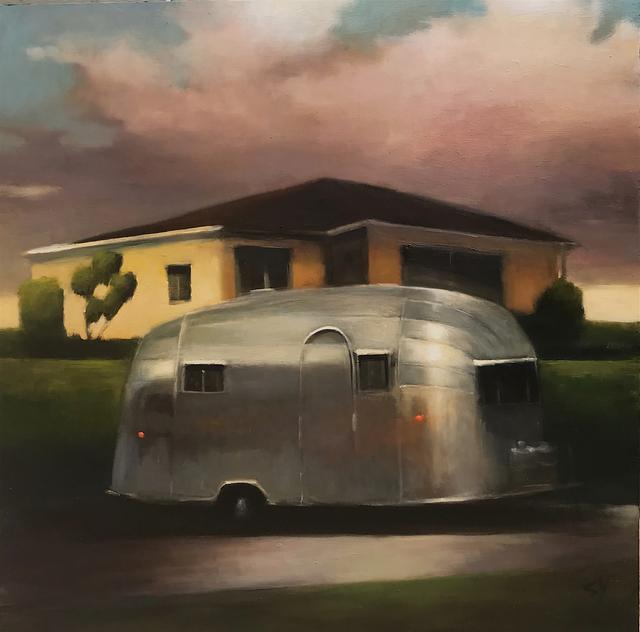 , 'Homebound,' 2018, Patricia Rovzar Gallery
