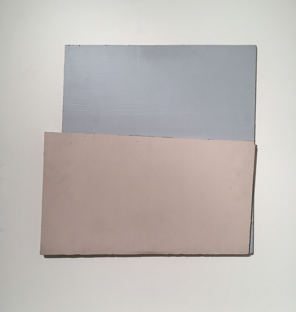 , 'Very Thin Turnover Model 26 Blue,' 1978, Hal Bromm