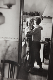 Elliott Erwitt, 'Valencia, Spain (Robert and Mary Frank),' 1952, Phillips: The Odyssey of Collecting