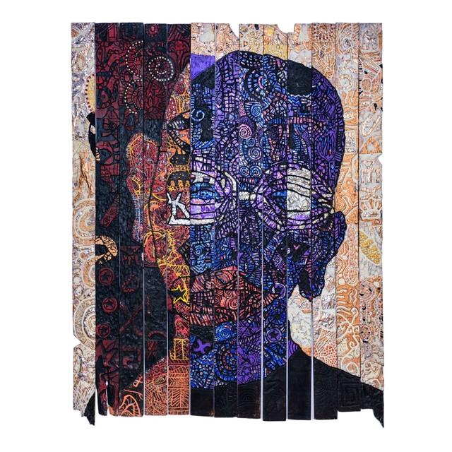", '""Nwanyi Ajadu "" The Widow's Journey,' 2018, Kristin Hjellegjerde Gallery"