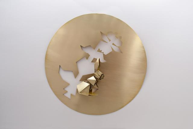 , 'Folding From A Piece - Rabbit,' 2019, Karin Weber Gallery
