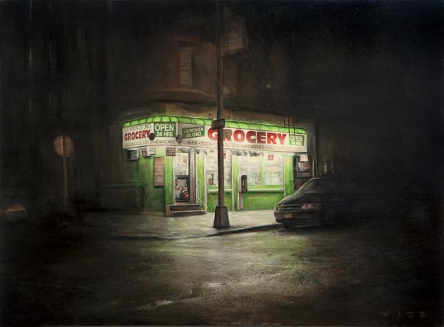 , 'La Minita D'Oro (small),' 2013, Gestalten