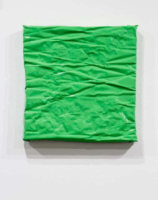 Tim Ebner, 'Untitled (lime)', 2018, DENK Gallery