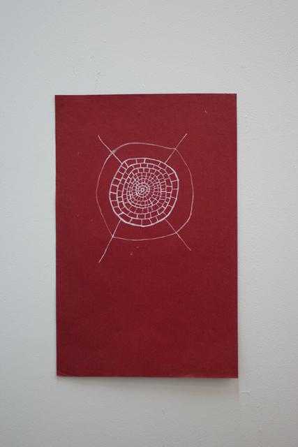 , 'Tela de Araña,' 2012, ABRA
