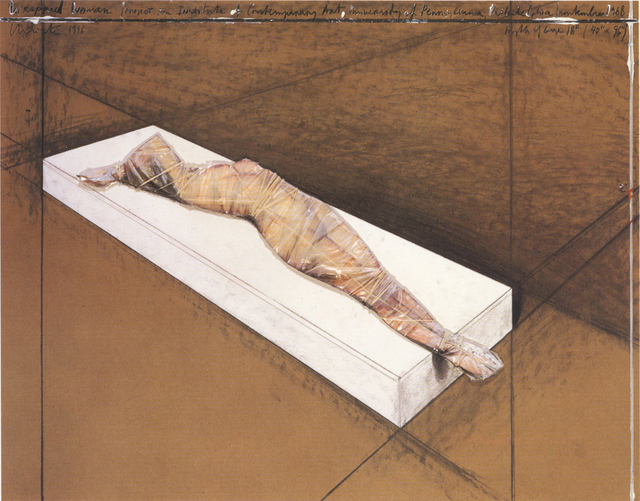 , 'Wrapped Woman,' 1996, Zane Bennett Contemporary Art