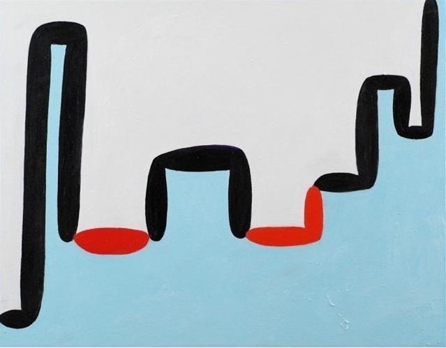 , '5525,' 2012, Philip Slein Gallery