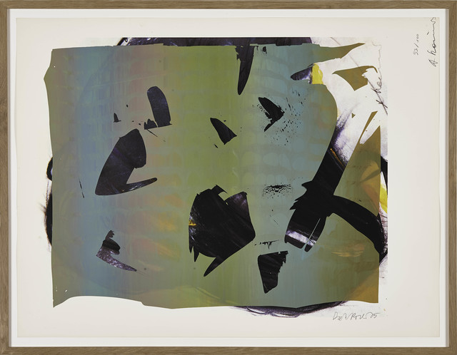 , 'Kopf oder Plakat (Head or Poster),' , BERG Contemporary