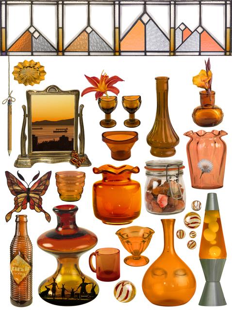, 'Color Collector Orange,' 2018, Foto Relevance
