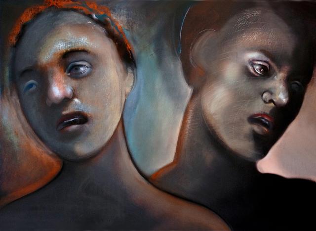 , 'Lovers Series No.14,' 2017-2018, Charles Nodrum Gallery
