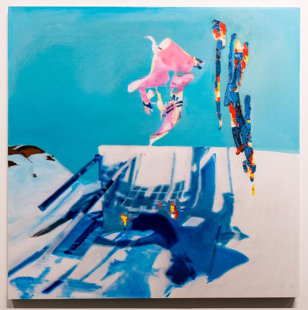 , 'Abandoned Pool,' 2016, ZieherSmith