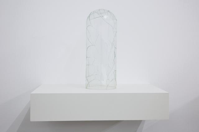 , 'Attempt of Reconstruction (Bell Jar),' 2016, Galerie Nordenhake