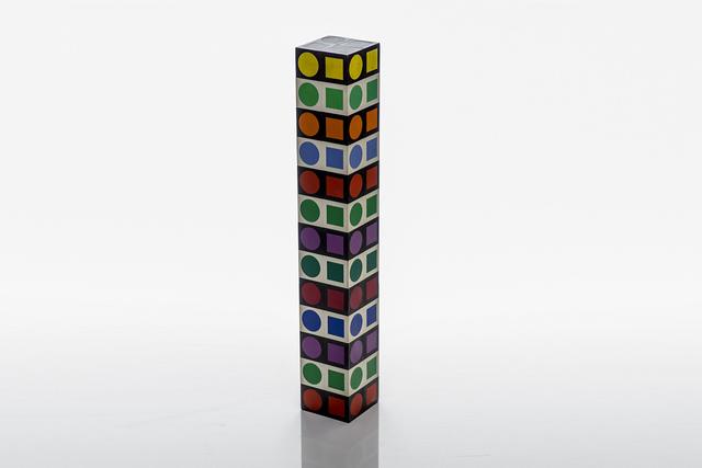 Victor Vasarely, 'NBC 35', 1979, Modern Artifact