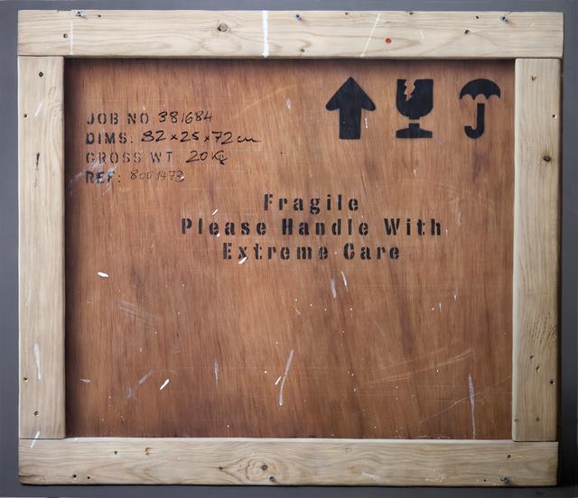 Bernardo Torrens, 'Crate #1', 2018, Louis K. Meisel Gallery