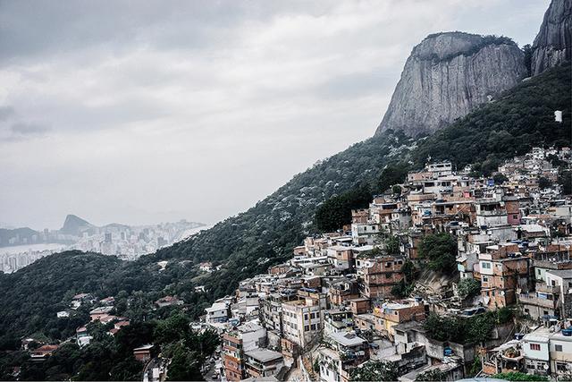 , 'View of Ipanema from Rocinha Favela, Rio de Janeiro,Brazil,' 2014, Lora Reynolds Gallery