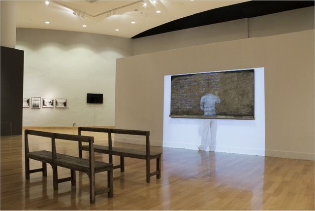 , 'The Class,' 2012, 10 Chancery Lane Gallery