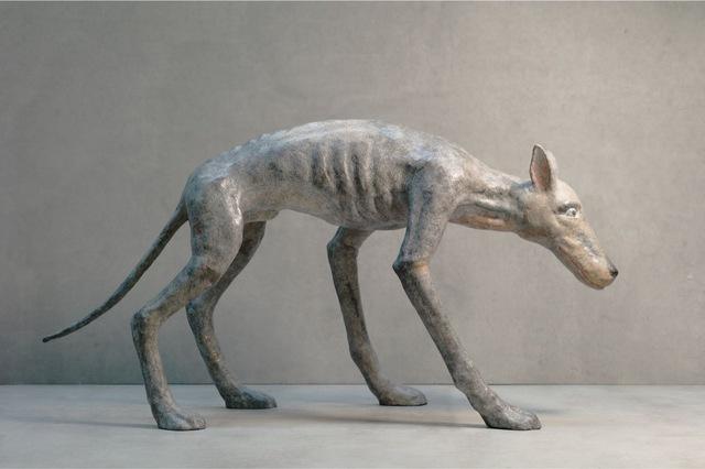 Zeng Jianyong, 'Loiter Around', 2017, Sculpture, Cast copper, Arthill Gallery